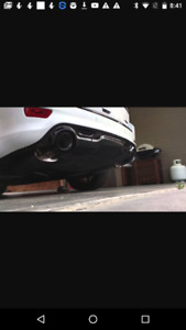 Magna flow exhaust kit for Jeep Grand Cherokee SRT and Trackhawk