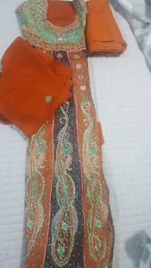 Brand new Unstitched party wear Indian/Pakistani Formal dresses