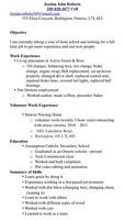 18 yrs old looking for a full time job ASAP!