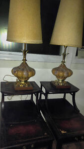 1965 Tables and Lamps