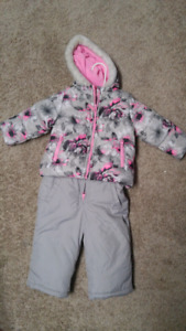 Kids snow suit 18m
