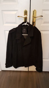 Armani Exchange Jacket / Peacoat - Men's Small