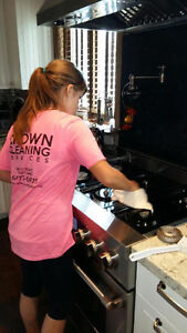 Crown Cleaning Services - York Region, Vaughn and Georgina