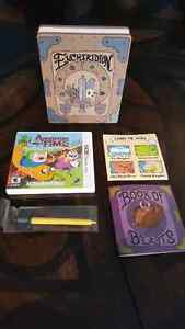 Adventure Time collectors edition- Nintendo 3DS