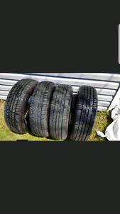 Summer tires 195-70-14