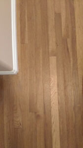 Canadian HARDWOOD flooring for sale(Hickory)