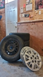 225/60R16 Tires on Chevy Rims