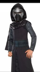 Star Wars Deluxe Costume Kylo Ren size 8 to 10 year old