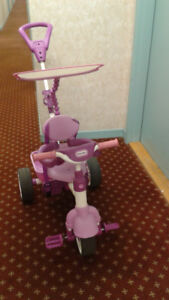 Little Tikes 4-in-1 Basic Edition Trike (kids bike / tricycle)