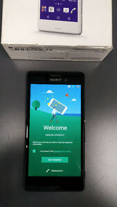 Sony Xperia M4 Aqua - Like New - Black - 16GB