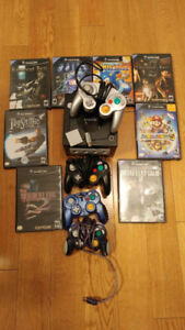 Starting at $10, Nintendo Gamecube and games