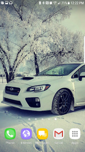 2015 WRX STi - Full 3m clear vinyl wrap - Extended Warranty