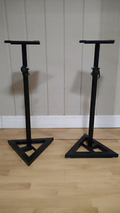 Studio Monitor Stands (Pair)