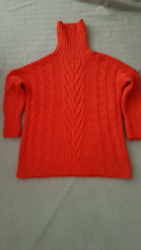 Mark's and Spencer Polo Neck Jumper