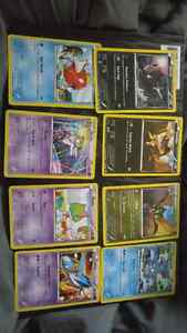 Pokemon cards in good condition