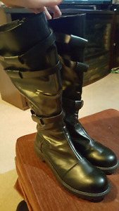 Star Wars black Jedi/Sith cosplay boots