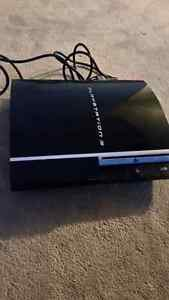 Playstation 3 mint condition 75$