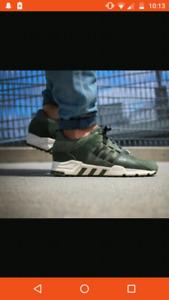 *BRAND NEW* Adidas original shoes rare green EQT