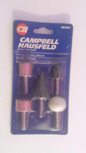 Brand New - Assorted Grinding Stone Drill Bits