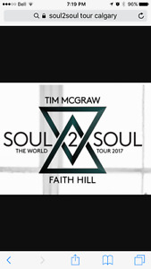 Soul2Soul World Tour Tim McGraw and Faith Hill