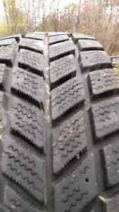 Snow tires  Kingston Kingston Area image 1