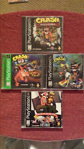 Playstation 1 Games PS1