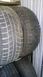 235 60 R17 winter tires Peterborough Peterborough Area image 2