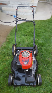 "Craftsman Self Propelled 21"" lawn mower"