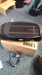 Grill electric. Electric grill