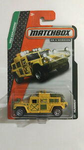 MATCHBOX EXPLORERS 2014