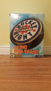 Hockey Night in Canada Game DVD Trivia Game