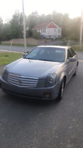 2007 Cadillac CTS - NEW PRICE