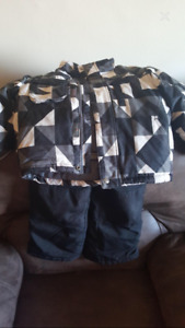 GUC Tag Toddler Boys Snowsuit.