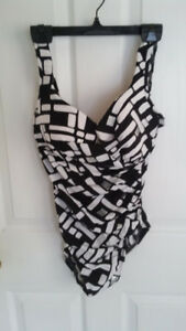 MiracleSuit bathing suit Size 10... Never Worn!