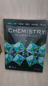 Chemistry 14th Edition Text Book