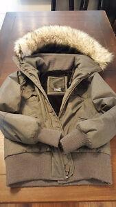 Manteau d'hiver TNA gris