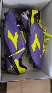 Diadora Soccer Cleats, brand new, size 8.5 or 9