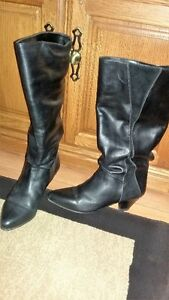 Italian Leather / Suede Boots