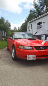 2001 mustang v6 trade for 4x4