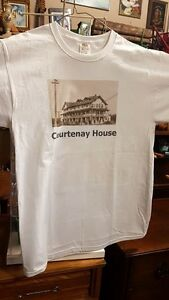 Courtenay House Tshirts M & L (New)