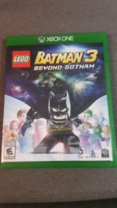 Xbox One Batman 3 Lego