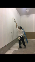 Experienced drywall taper/painter