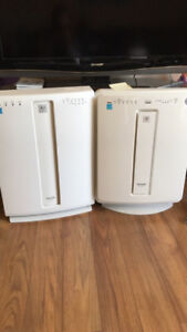 Two Sharp Air Purifiers. $150 for both.