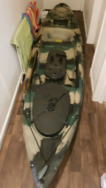 Ocean kayak trident 11 fishing