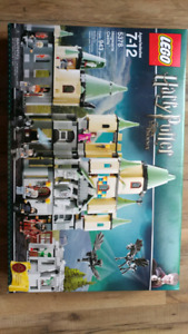 Rare sealed Lego Harry Potter Hogwarts Castle 5378