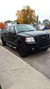 2007 Ford F-150 FX4 XLT SUPERCREW Camionnette