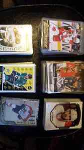 Couple hundred 2016 17 inserts from upper deck London Ontario image 1