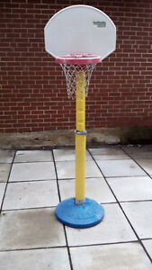 Basketball net for toddlers