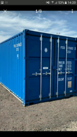 Self storage containers garage store for rent