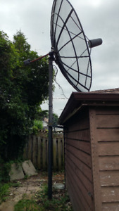 FREE Scrap Metal / Satellite Dish